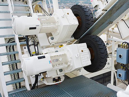 White Series Dutch Wheels